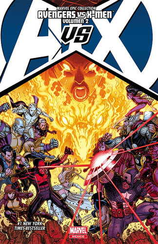 Marvel Deluxe Avengers vs X-Men Vol. 2