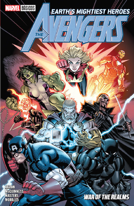 Marvel Básicos – Avengers: War of The Realms