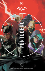 Batman/Fortnite: Punto Cero #1 - Portada regular