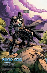 Batman/Fortnite: Punto Cero #2 - Portada regular (reimpresión)