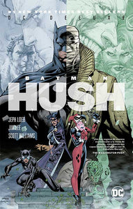 DC Comics Epic Collection Batman Hush