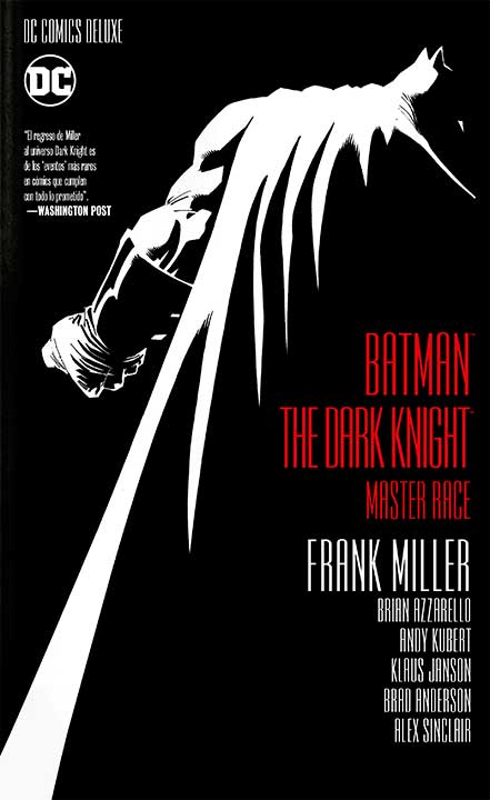 DC Comics Deluxe Batman The Dark Knight Master Race