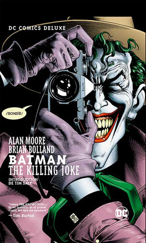 DC Comics Deluxe Batman The Killing Joke