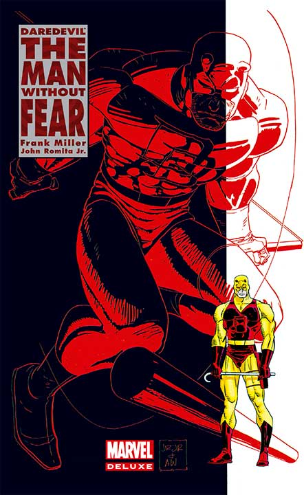 Marvel Deluxe Daredevil: The Man Without Fear