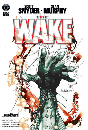 DC Black Label Deluxe - The Wake