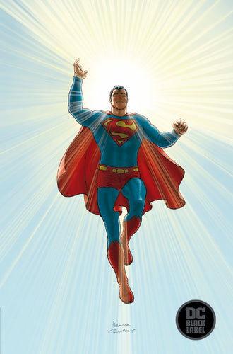 DC Black Label: All-Star Superman