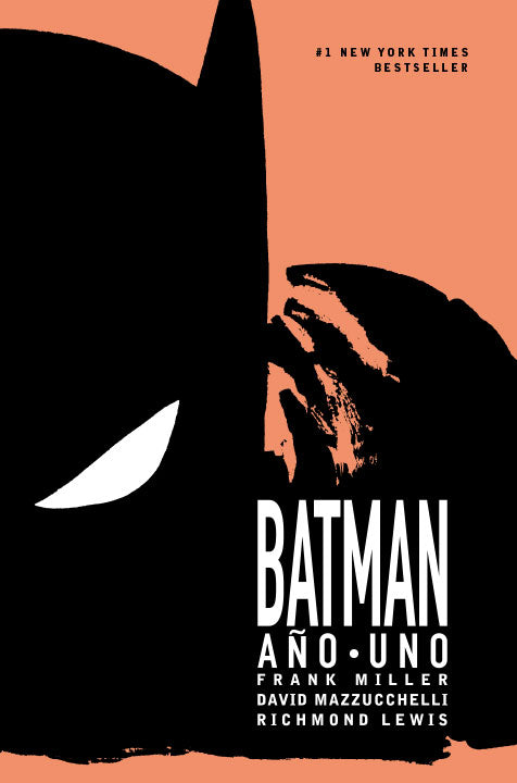 DC Comics Essential Batman: Año Uno