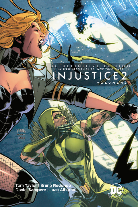 DC Definitive Edition Injustice 2: Volumen 2