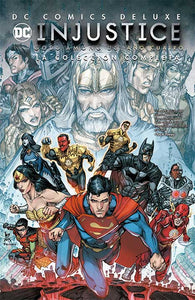 DC Comics Deluxe Injustice Gods Among Us: Año Cuatro