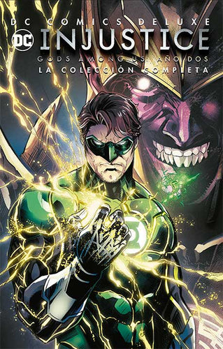 DC Comics Deluxe Injustice Gods Among Us: Año Dos