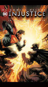 DC Comics Deluxe Injustice Gods Among Us: Año Uno