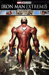 Marvel Grandes Eventos - Iron Man: Extremis