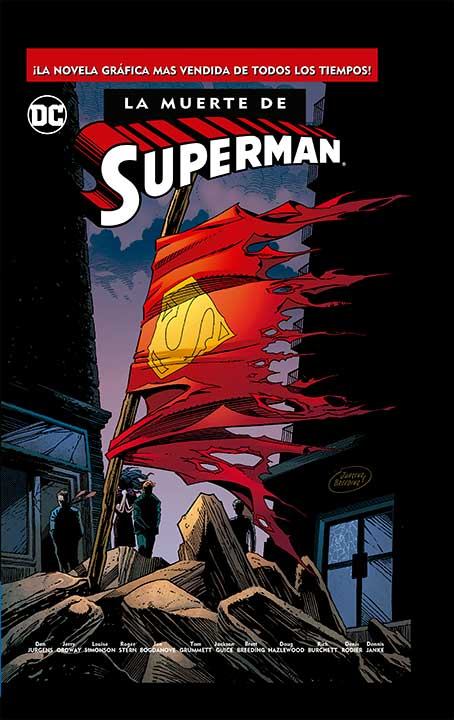 DC Comics Epic Collection La Muerte de Superman