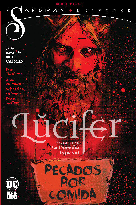 The Sandman Universe – Lucifer Vol. 1: La Comedia Infernal