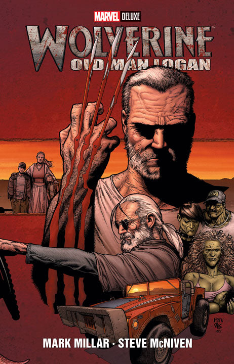 Marvel Deluxe – Wolverine: Old Man Logan