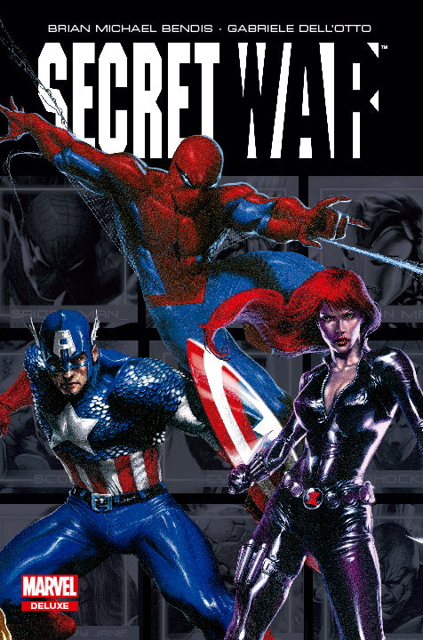 Marvel Deluxe: Secret War