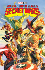 Marvel Deluxe – Marvel Super Heroes: Secret Wars