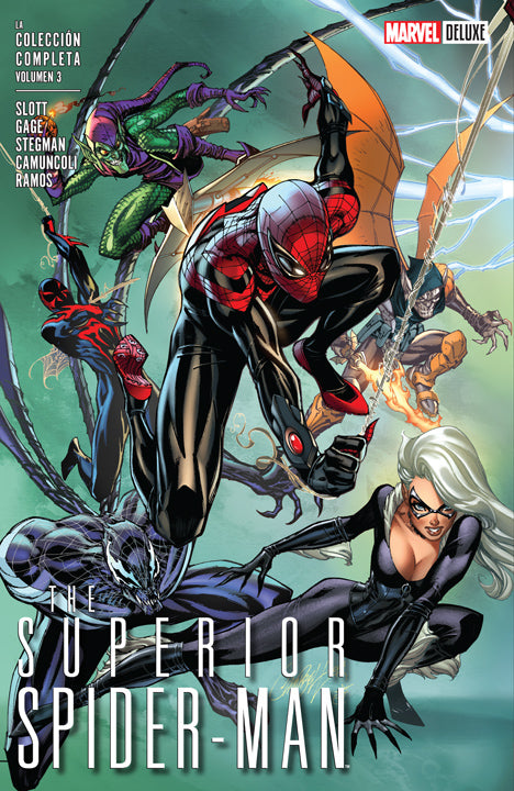 Marvel Deluxe: The Superior Spider-Man Vol. 3
