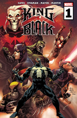 Marvel Semanal – King in Black #1