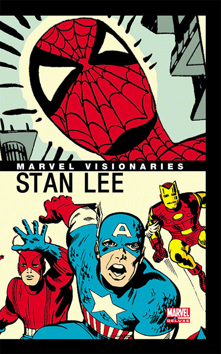 Marvel Deluxe Marvel Visionaries: Stan Lee