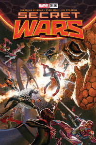 Marvel Comics Deluxe: Secret Wars