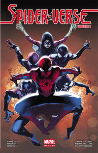 Marvel Deluxe Spider-Verse Vol. 1