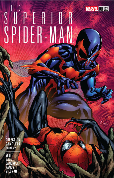 Marvel Deluxe: The Superior Spider-Man Vol. 2