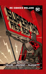 DC Comics Deluxe Superman Red Son