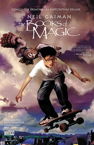Vertigo Deluxe The Books of Magic