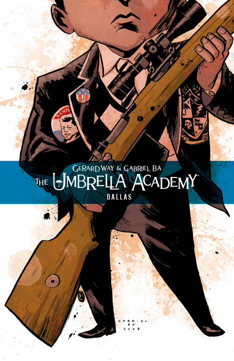 The Umbrella Academy Vol. 2: Dallas