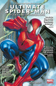 Marvel Deluxe Ultimate Spider-Man: Poder & Responsabilidad