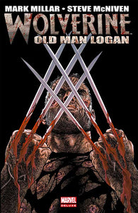 Marvel Deluxe Wolverine: Old Man Logan