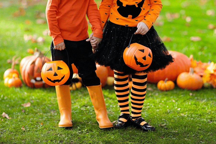 Trick or Treat?How Halloween can be good for your mental well being