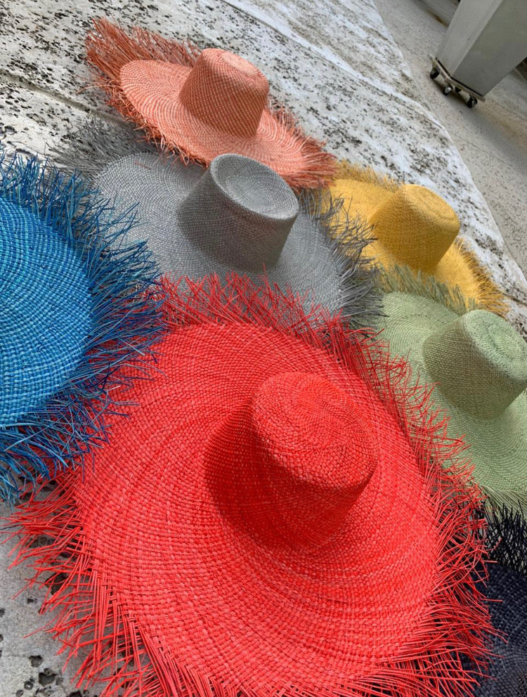 Wide Brimmed Hats