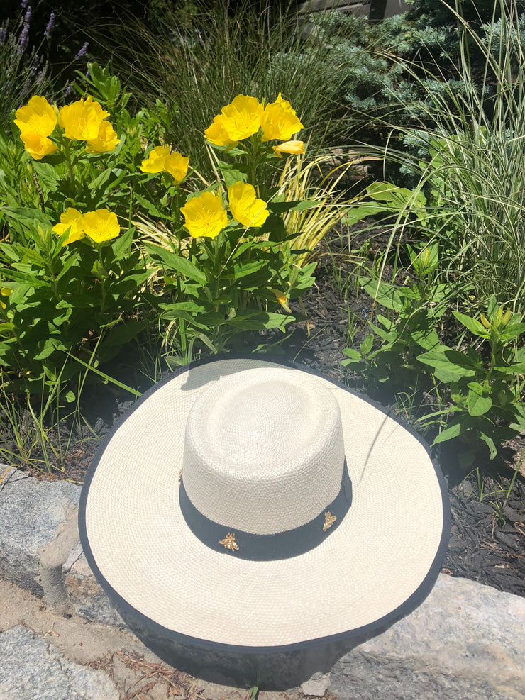 Queen Bee Artisan Handwoven Hat