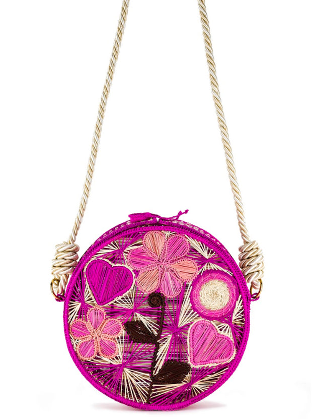 Flower Power Crossbody Bag