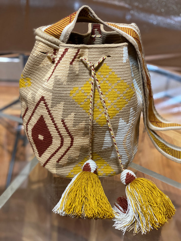Handwoven Indigenous Wayu Bag