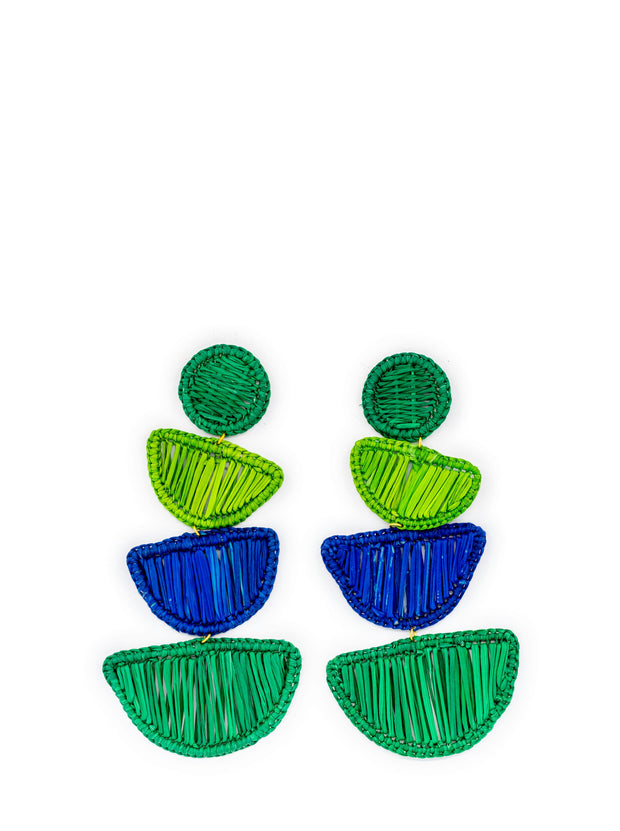 A Slice of Paradise Earrings