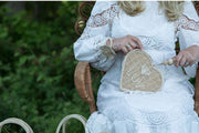 "Love Heart ""Mary Kate"" Handbag"