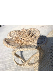 Handmade Natural Palm Napkin Rings