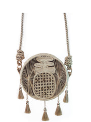 Pineapple Crossbody Bag