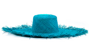 Fringe Floppy Hat