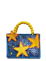Star Bright Top Handle Bag