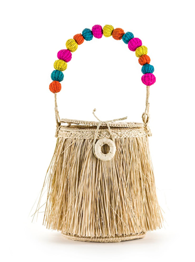 Tiki Bucket Bag