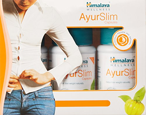 Himalaya Wellness AyurSlim Capsules Weight Management - 180 Capsules