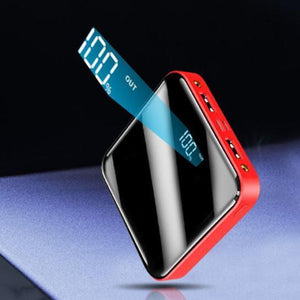20000 mAh Large-Capacity Fashion Mini Power Bank