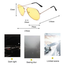 Load image into Gallery viewer, VizonMax Genuine Day&Night Vision Glasses International Quality