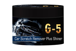 G-5 Car Scratch Remover Plus Shiner - Best Quality