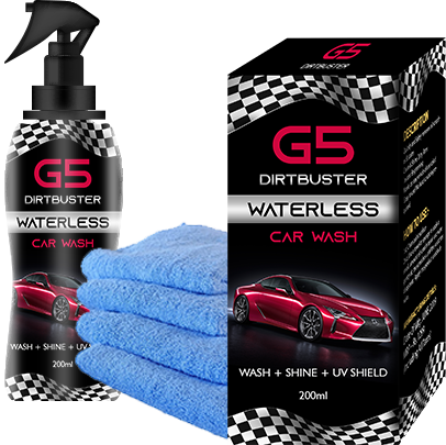 G5 Dirtcleaner Waterless Car Wash