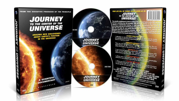 Journey to the Center of the Universe DVD set